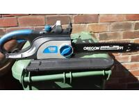 Macalister electric chainsaw in excellent condition