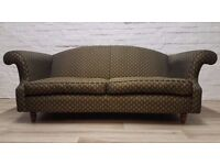 Contemporary Designer Sofa (DELIVERY AVAILABLE FOR THIS ITEM OF FURNITURE)