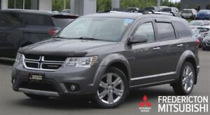 2013 Dodge Journey R/T! AWD! 7-SEATER! LEATHER! NAV!