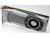 Looking for gtx 1080 or 1080ti blower style