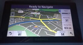 "6"" GARMIN DriveSmart 60LMT-D GPS Sat Nav - 16GB All Europe FULL MAP and TRAFFIC (no offers, please)"