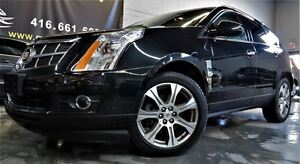 2012 Cadillac SRX Luxury and Performance Collection AWD navigati