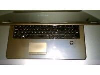 Full size quick Dell 17R laptop. 500GB SSHD Hybrid Drive, 4GB RAM, Wi-Fi, WebCam, HDMI.. bargain