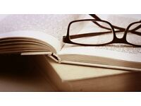 Thesis and Dissertation Editing / Proofreading - UK Wide