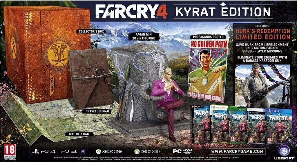 FarCry 4 Kyrat Edition (Xbox One)