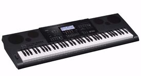 Casio WK7600 Keyboard Set
