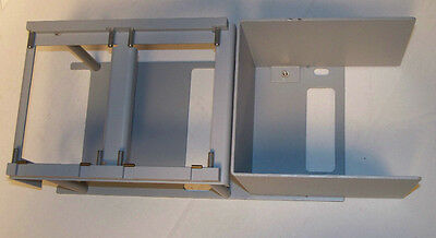 Disposable Tip Diti 2 Position Holder W Waste Site Tecan Liha Liquid Handling