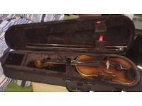 Hidersine Vivente Violin, 1/2 Size