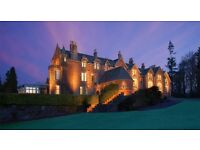 Full time Food & Beverage Waiting staff required - Cromlix