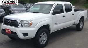2012 Toyota Tacoma V6 Double Cab Tow Package