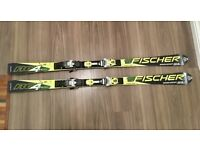 Fischer RC4 Slalom World Cup skis - 161cm