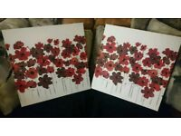 Poppies. Wall Art