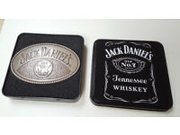 Jack Daniel's Old N7 brand - Collectors belt buckle - brand new