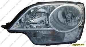 Head Lamp Passenger Side High Quality Saturn Vue 2008-2009