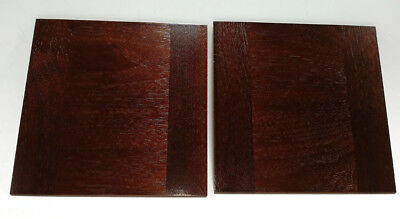 """1 Lens Board 7""""x7""""SC for Deardorff V-11 Camera, made of Solid Walnut, free hole, used for sale  Chicago"""