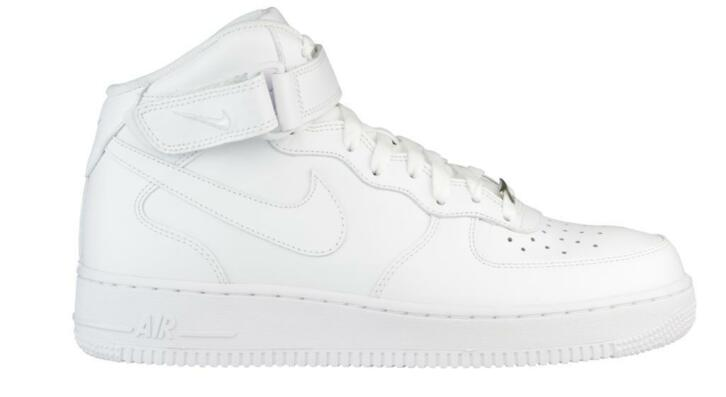 Nike Air Air Nike Force 1 Mid 315123 111 Wit 5fca87