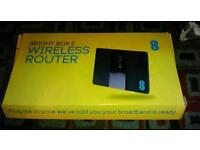 EE bright box 2 Wireless router £6