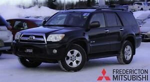 2007 Toyota 4Runner SR5 V6! 7 PASSENGER! HEATED LEATHER!