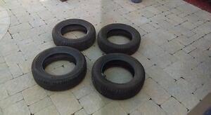 4 pneu hiver LT 245/70/17 michelin LTX winter bon pour 1 hiver et plus