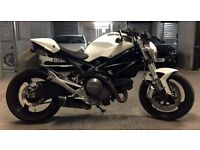 2011 Ducati Monster 696 (M696+), A2 Legal, Lots of Upgrades, Full Service History