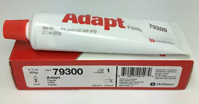Hollister 79300 Adapt Barrier Paste 2 oz. Tube Expires 2022/2024 New In -