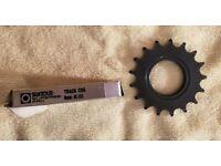 "Suntour Superbe Pro Track Cog  1//8/"" Vintage Pista Bicycle Fixed Gear NOS"