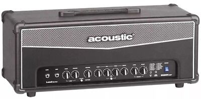 Acoustic Lead Guitar Series G120H DSP 120W Guitar Amp Head 16-Built-In Effects