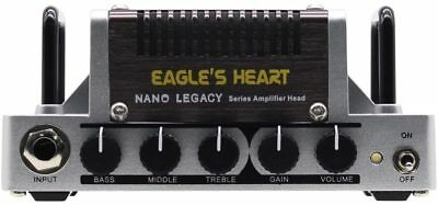 Engl Guitar Amplifiers - Hotone EAGLE'S HEART ENGL Savage 120 Mini Guitar Amp Head (NLA-7)