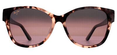 Maui Jim Summer Time Sunglasses Pink Tokyo Tortoise RS732-09T Maui Rose