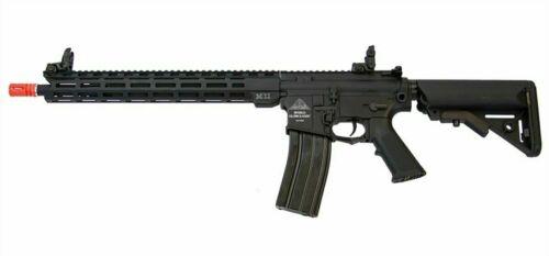 MAEG04 Adaptive Armament Spectre SCOUT Rifle AEG Airsoft Gun 6mm Mosfet - Black