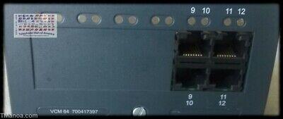 Avaya Ip Office 500 Vcm 64 Base Card 700417397 464 Vcm Channels 12 Ip Endpoints