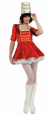 Toy Soldier Halloween Costume Womens (Rubies 888591 Sexy Toy Soldier Adult Costume Halloween Cosplay S or M USA)