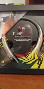 LG Tone Active+ Bluetooth Headphones