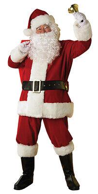 Santa Nikolaus Set 7-teilig deluxe Nikolaus Kostüm - Santa Kostüm Kit