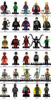 Lego compatible figurine - DC and Marvel Minifigures