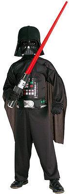 Star Wars Kostüm Darth Vader für Kinder NEU - Jungen Karneval Fasching Verkleidu