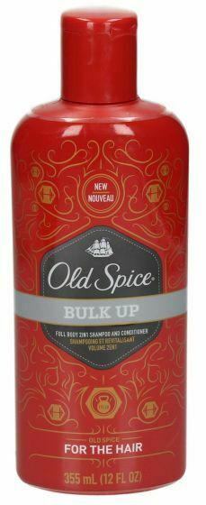 1 Old Spice Bulk Up Men 2 In 1 Full Body Shampoo / Condition