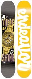 Mens Snowboards For Sale Used From.