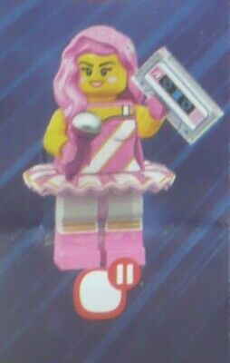 Movie 2 Minifiguren Serie - Nr. 11 -  Candy Rapper (Candy Rapper)