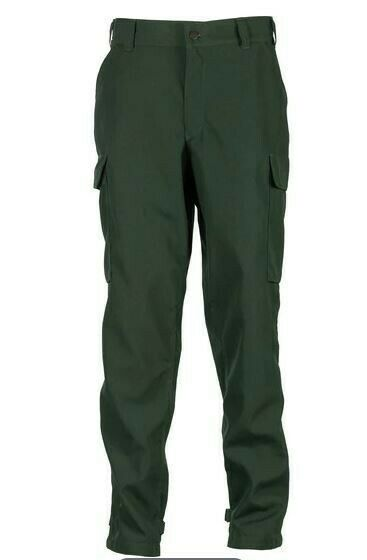 TRUE NORTH -BRUSH PANTS - SLAYER™ WILDLAND PANTS -TECASAFE® PLUS 7.0 OZ -GREEN,M
