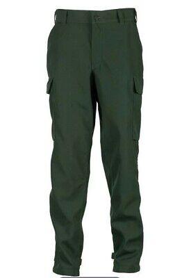 True North -brush Pants -slayer Wildland Pants -nomex 6.0 Oz -green - Xxl