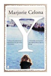 Y, New, Celona, Marjorie Book