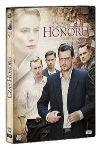 CZAS HONORU sezon 5 DVD( 4 disc)POLISH Shipping Worldwide - Szydlowiec k Radomia, Polska - CZAS HONORU sezon 5 DVD( 4 disc)POLISH Shipping Worldwide - Szydlowiec k Radomia, Polska