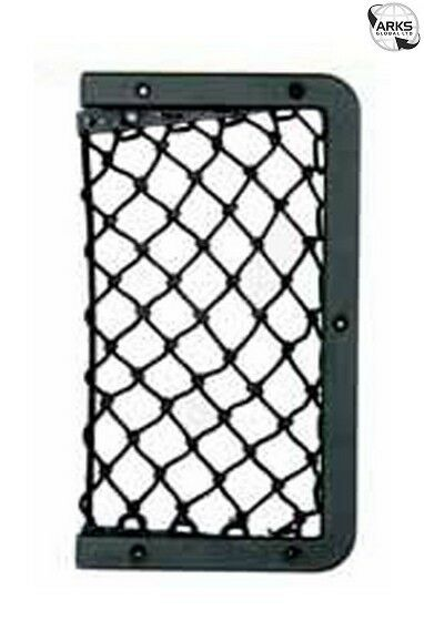 W4 Elasticated Storage Net - Wall Mounted - 30cm x 17cm - 00056