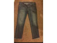 Men's Levi's 511 jeans w34 l32