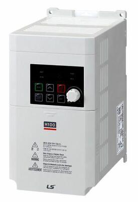 3 Hp Vfd Inverter Drive 230 Volt 1 Phase Lslv0022m100-1eofna New