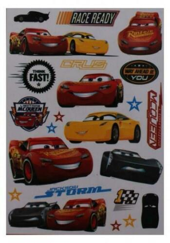 Cars Muurstickers Kinderkamer.Disney Muurstickers Cars 24 Stuks Kinderkamer Inrichting En