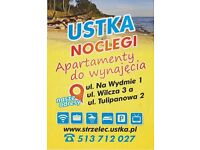 Holiday Rental - POLAND Ustka ( Baltic Sea )