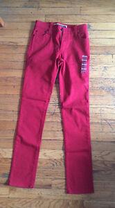 Levi's 510 Super Skinny Jean, RED, 30x32