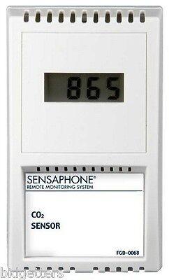 Sensaphone Carbon Dioxide Co2 Sensor Monitor Carbon Dioxide From 0-2000ppm